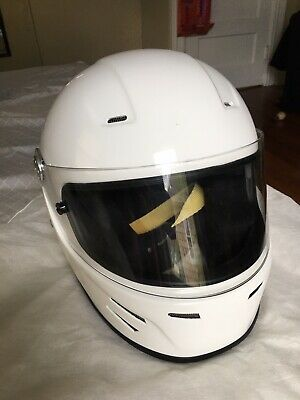 ZAMP RZ-16H Pro Auto Racing Helmet Snell SA2015 Rated Open Face Rally Helmet