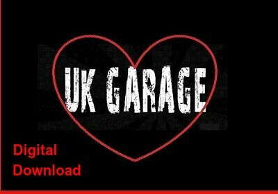 DJ Friendly UK Garage & 2 Step music 6,600+ unmixed tracks mp3 digital download
