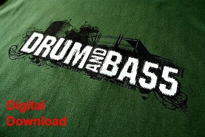 DJ Friendly Drum & Bass / Jungle music 6,000 unmixed tracks mp3 digital download