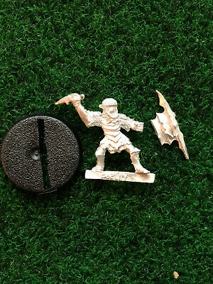 Warhammer AOS 14 Nains Dwarf metal Hammerers like new rare vintage comme neuf