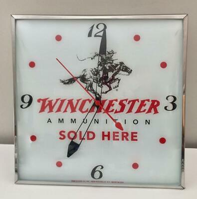 Pam Style Lighted Advertising Winchester Clock