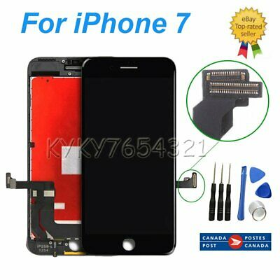 "For Black iPhone 7 4.7"" Brand New LCD Touch Screen Digitizer Display Replacement"