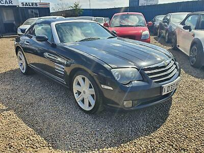2005 Chrysler Crossfire 3.2 V6 2dr MOT APRIL 2021 COUPE Petrol Manual