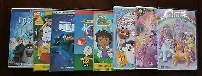 Lot of Children's DVDs Your Choice $1.49 Combined Shipping