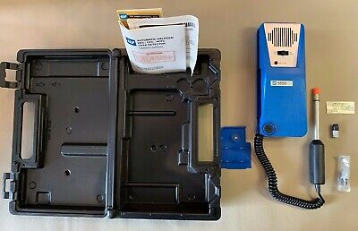 Tif 5550 Automatic Halogen HFC/CFC/HCFC LEAK DETECTOR ~NEW WITH CASE~