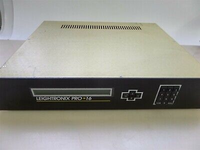 Leightronix Pro-16 Video Production Event Controller