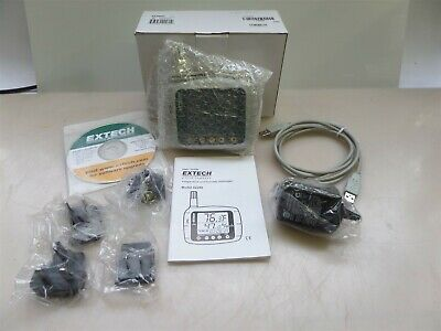 Extech Model 42280 Temperature and Humidity Data Logger