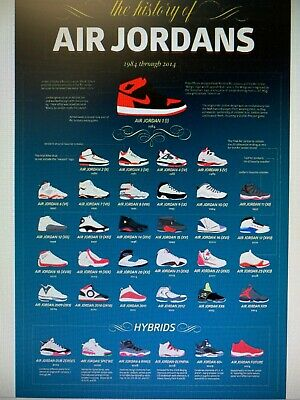 MICHAEL JORDAN SPIKE LEE VINTAGE POSTER ADVERTISING PROMO REPRINT|22 by 36 inch|