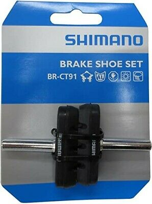 Shimano M65T Bike Cantilever Brake Shoes Set of 5 Pairs