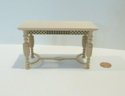 """BESPAQ  MINIATURE /""""MAYFAIR/"""" SIDEBOARD WITH MIRRORED TOP  10073 MH"""