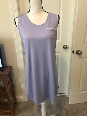 Lands End Nightgown Size Small Womens 6-8