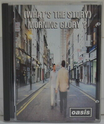 Oasis – (What's The Story) Morning Glory? - Minidisc MD Free Shipping!