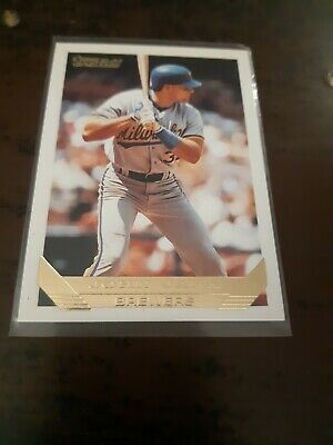 1993 Topps Gold Parallel Series 1 Baseball 1-200 You Pick UPick From List Lot