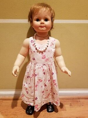 vintage 1950's ideal  doll, mint condition