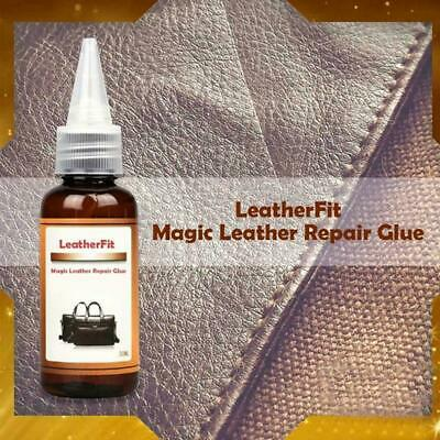 Leather Repair Kit Filler Compound Restorer Color Couches Jacket Chairs Car S2H7