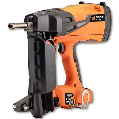 Spit Pulsa 800P + Gas Nailer Nailing Machine in case with Safety SP018342
