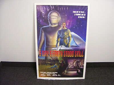 THE DAY THE EARTH STOOD STILL 24x36 9303 CLASSIC MOVIE POSTER