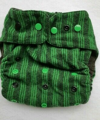 Lily's Pupu  Wool nappy cover size os  New