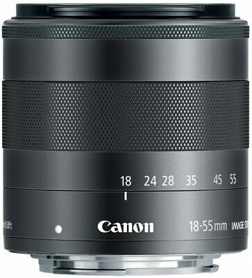 New Canon EF-M 18-55mm f3.5-5.6 Image Stabilization STM Compact System Lens