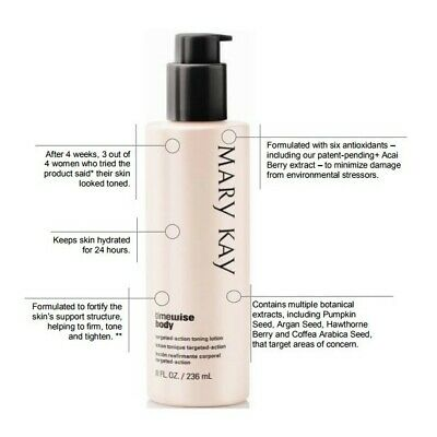 BRAND NEW ~ Mary Kay Targeted-Action Toning Lotion