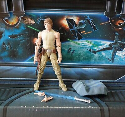 Star Wars Figure 2013 Onwards Black Series Luke Skywalker Dagobah
