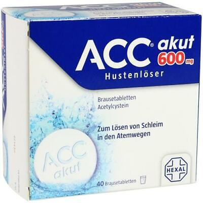 ACC akut 600 Brausetabletten 40 St 00520917