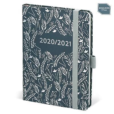 Boxclever Press 2020/2021 Enjoy Everyday Academic diary. Week-to-view layout.