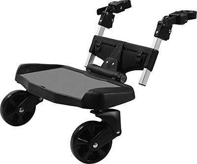 guzzie+Guss Hitch Full Suspension Ride-On Stroller Board, Fits Different Styles