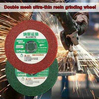 4Inch Resin Cutting Disc Metal Cut Off Wheel For Rotary Tool I2W8