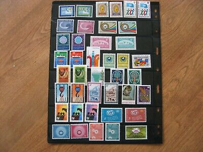 Stamps United Nations   Lot Mnh