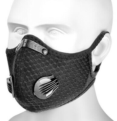 Face Protection Cycling Protective Mouth-muffle Face Shield Haze Fog Mouth Cover
