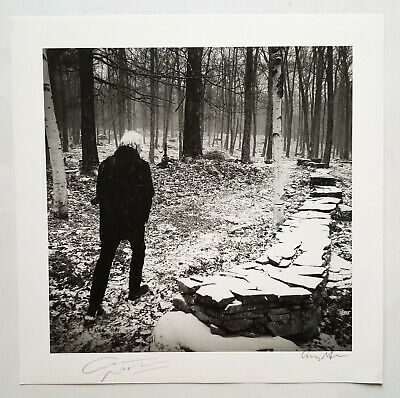 Graham Nash REAL hand SIGNED This Path Tonight Lithograph COA Autographed