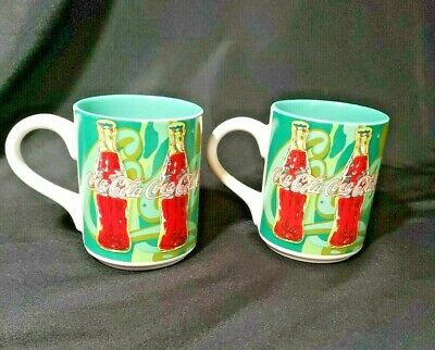 Vintage Coca-Cola Coffee Mug 1998 By Gibson