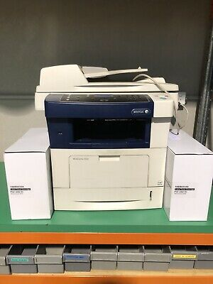 Xerox Workcentre 3550 Printer Scanner Office Business