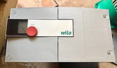 Wilo Stratos 80/1-12 2095094 Central Heating Circulator Pump head #1891