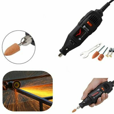Electric Dremel MultiPro  Grinder Rotary Variable Speed Mini Drill Black Tool