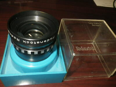 RODENSTOCK RODAGON 135MM f5.6 ENLARGING LENS, Photography camera