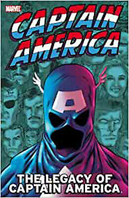 Captain America: The Legacy of Captain America (Captain America (Unnumbered Pape
