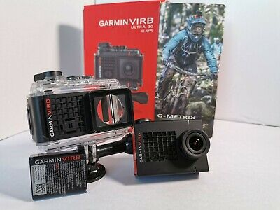 Garmin VIRB Ultra 30 HD 4K Bluetooth Action Camera w/ Built-in GPS