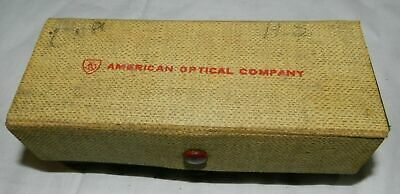 Vintage American Optical Microtome Knife with box