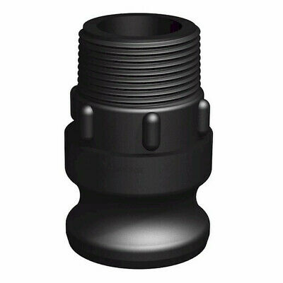Connection Camlock Male - Threaded Bsp Male in Polypropylene