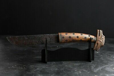 Unique Medieval ca.10th Century Dagger / Viking Knife / Unique Ancient Weapon