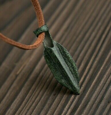 Beautiful Ancient Arrowhead Amulet, Greek-Scythian, 550 - 250 B.C. Authentic