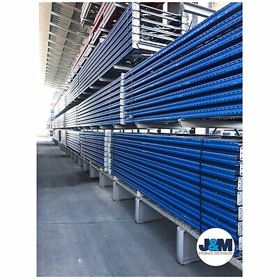 Stow Pallet Racking Frame/ Warehouse Storage 900mm Deep - ALL HEIGHTS AVAILABLE