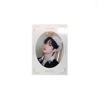 [GOT7] DYE / Not By The Moon / Official Mirror Card - Mark