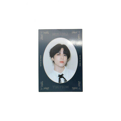 [GOT7] DYE / Not By The Moon / Official Mirror Card - Yugyeom