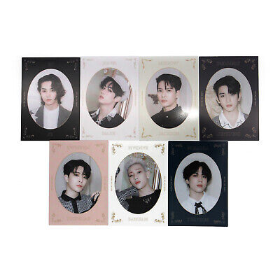 [GOT7] DYE / Not By The Moon / Official Mirror Card - All Members