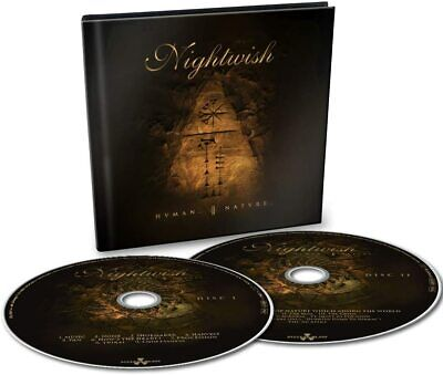 NIGHTWISH Human II Nature CD Limited Edition Digibook (2 Discs) NEW & SEALED