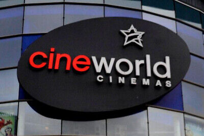 Cineworld tickets Code