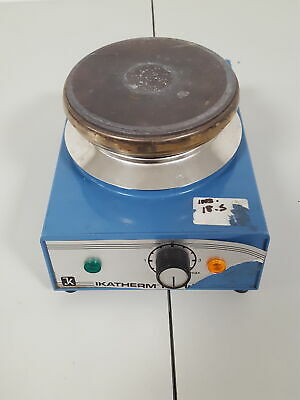 IKA Labortechnik HCH-500 Lab Hotplate